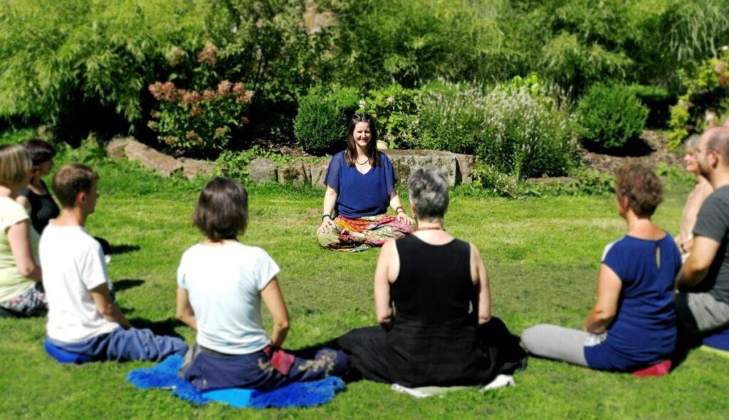 banner meditationskurs 3 doors online